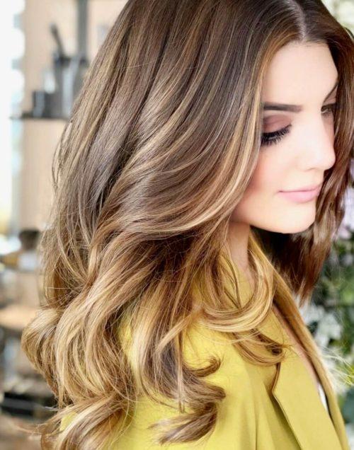 Für gefärbtes Haar